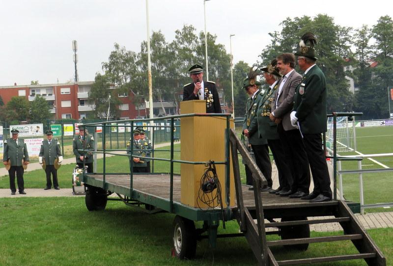 Kreisschützentag in Nordlünen – Alstedde