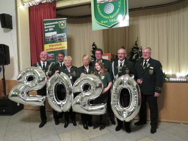 Neujahrsempfang 2020 in Brambauer